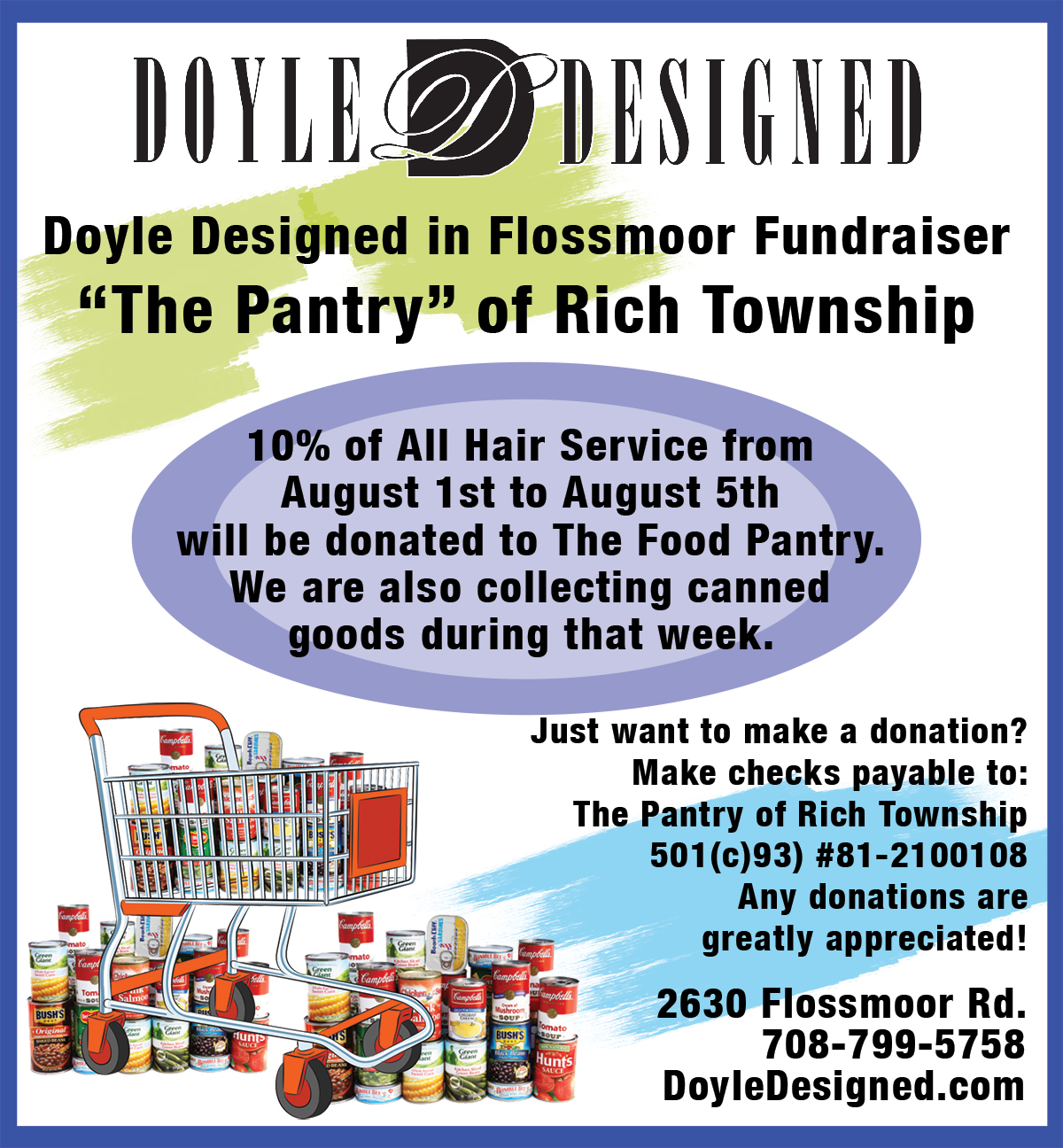 doyle food pantry blog